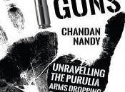 Night Rained Guns Chandan Nandy Book Review