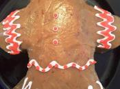 Chocolate Salted Caramel Gingerbread Cake