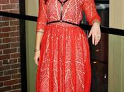 Customized Lace Dress from eShakti