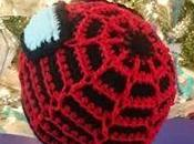 Crocheted Spiderman Inspired Character