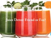 Nutrition: Juice Detox/Cleanse Healthy?