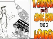 Cartoon Comic Book Tour #London No.6: Orbital Comics @orbitalcomics