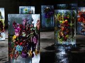 Frozen Flower Bouquets Blocks Makoto Azuma