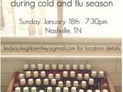 Nashville! Come Learn Build Your Immune System Fight Illness During Cold Season!