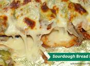 Sourdough Bread Pizza