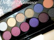 Sleek Vintage Romance I-Divine Shadow Palette Review, Swatches