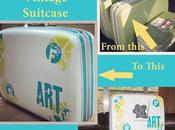 Renovating Vintage Suitcase