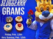Kansas City Royals Valentine's Cupcake Grams Available!
