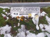Visiting Joey Dunlop Memorial Tallinn, Estonia