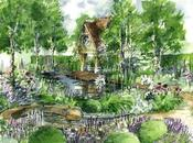 Three Gardens from Chelsea Flower Show 2015 Preview