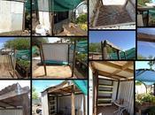 January Week 3...Old Chook House Revamp