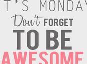 Motivational Mondays Work