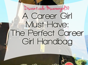 Perfect Career Girl Handbag
