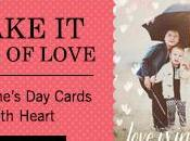 Enjoy Personalized Valentine's Cards from Tiny Prints! #affiliate