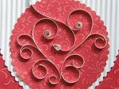 Valentine's Quilled Card Tutorial