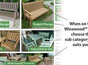 Winawood™ Garden Bench Category