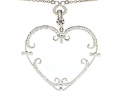 Valentine Jewelry Gifts: Diamond Hearts Your Love