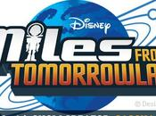 Disney Junior's 'Miles from Tomorrowland' Sci-Fi Mashup Galactic Proportions