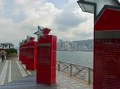 Hong Kong Avenue Stars Victoria Peak