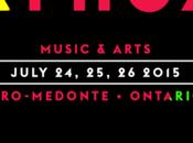 WayHome Festival 2015 Announcement.