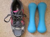 Lifestyle: Exercising Home