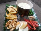 Cheese Fondue Desi Style with Bhaji Masala Valentine's