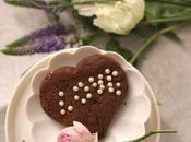 Happy Valentines Chocolate Sablés