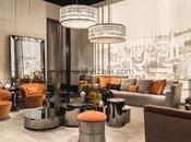 Fendi Casa 2015 Collection Luxury Furniture