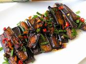 Chinese Style Eggplant Sweet Spicy Sauce...Trimurti!!