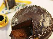 Bajra Atta Chocolate Cake Some Ganache #PearlMillet #WholeWheat #Wholesome #for theCake