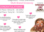 Piggy Paint's Valentine's Caption This Contest Winners!
