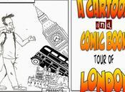Cartoon Comic Book Tour #London No.17: Gosh! Comics #Soho @GoshComics