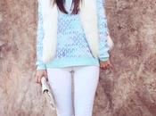 Wear Pastels Winter