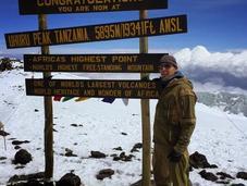 Back From Kilimanjaro!
