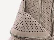 Shoe Casadei Perf Suede Boots
