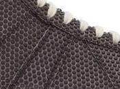 Dotted Eyes: Maison Martin Margiela Black Rubber Replica High-Top Sneaker