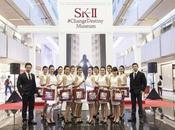 SK-II #ChangeDestiny Museum Paragon 5-11 March 2015
