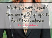 What Smart Casual? Here Tips Avoid Confusion