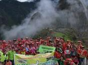 Inca Trail Porters First Visit Machu Picchu
