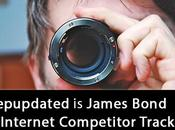 Keepupdated James Bond Internet Competitor Tracking