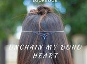 Unchain Boho Heart: Lace Ruffles Lookbook