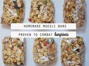 Anti Hangry Muesli Bars