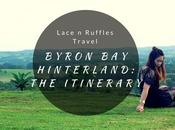 Arouse Your Senses Byron Hinterland: Itinerary