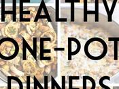 Healthy One-pot Dinners