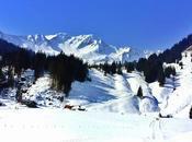 Beautiful Hike Kleinwalsertal, Austria