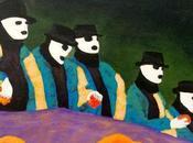 Painting Mardi Gras 2015 Endymion