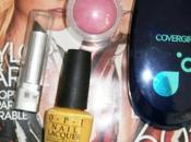 Editor's Pick March 2015 Favorites {CoverGirl, NYX, OPI, Santee Cosmetics Mirabella}