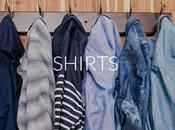 Website Layout Like Jack Threads' Appealing Men's Clothing Categories