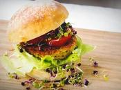 Amazing Chickpea Burger!!! Meat Free Weekend Week (vegetarian)