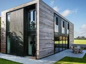 Scenic Country Home Made Flat-Packed Panels